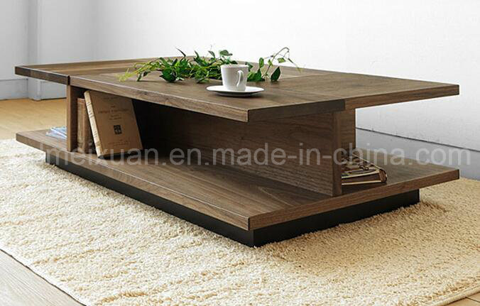 Solid Wooden Dining Desk Living Room Furniture (M-X2863)