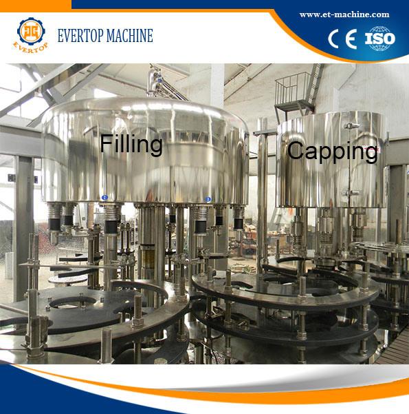 5L Bottle Drinking Mineral Water Filling Machine