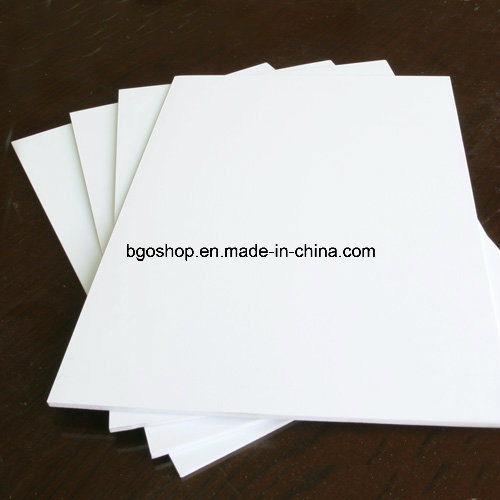 Digital Printing Materials, White PVC Foam Board