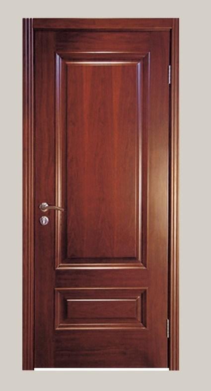 Interior Timer Solid Wood Door