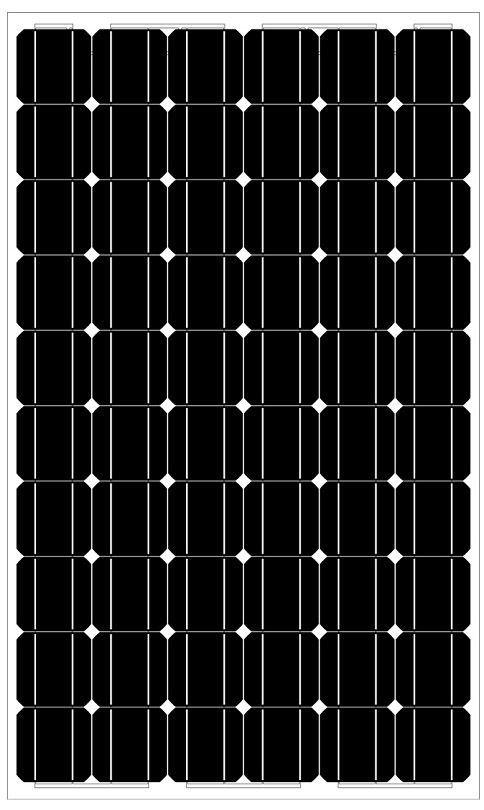 Monocrystalline Solar Module (DSP250M-60)