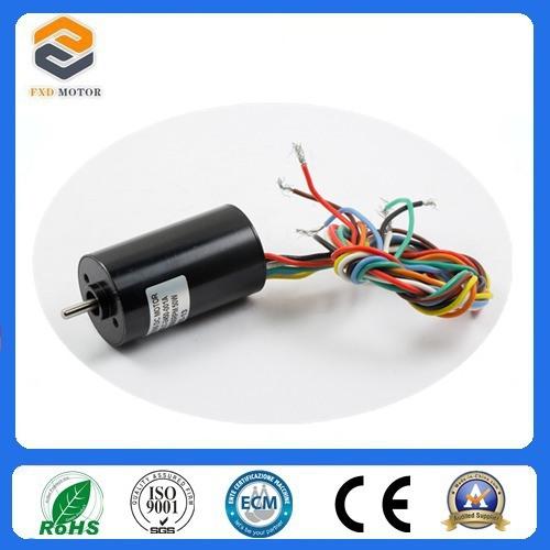 35mm BLDC Coreless Motor for Car Motors (FXD35BLC-24100)