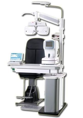 CT-400A Ophthalmic Unit