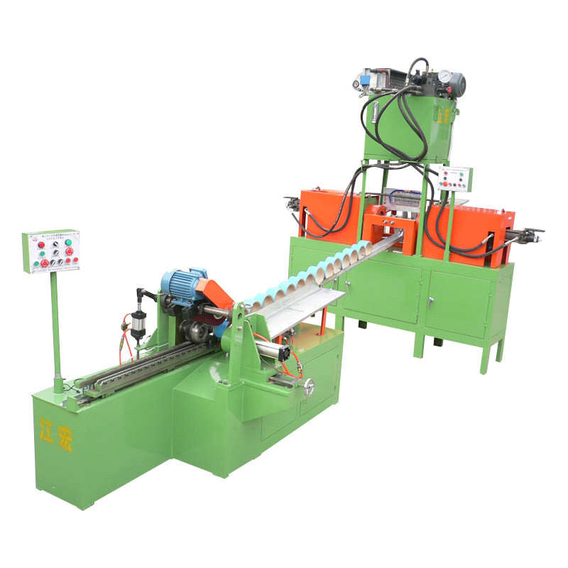 Kc-Zd-L Automatic Straight Knife Slotting Machine