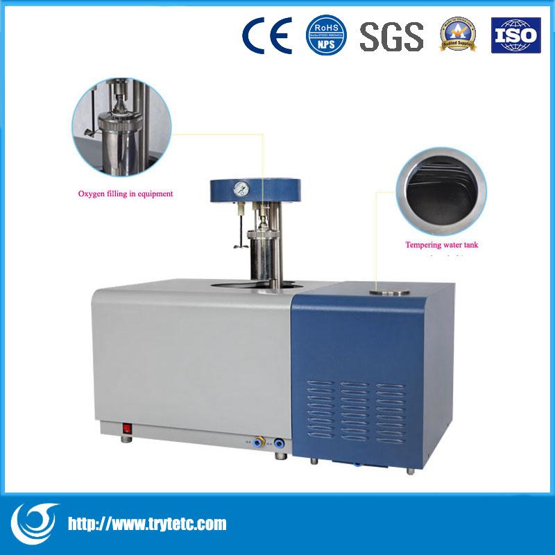 Fully Automatic Calorimeter-Bomb Calorimeter-Oxygen Bomb Calorimeter