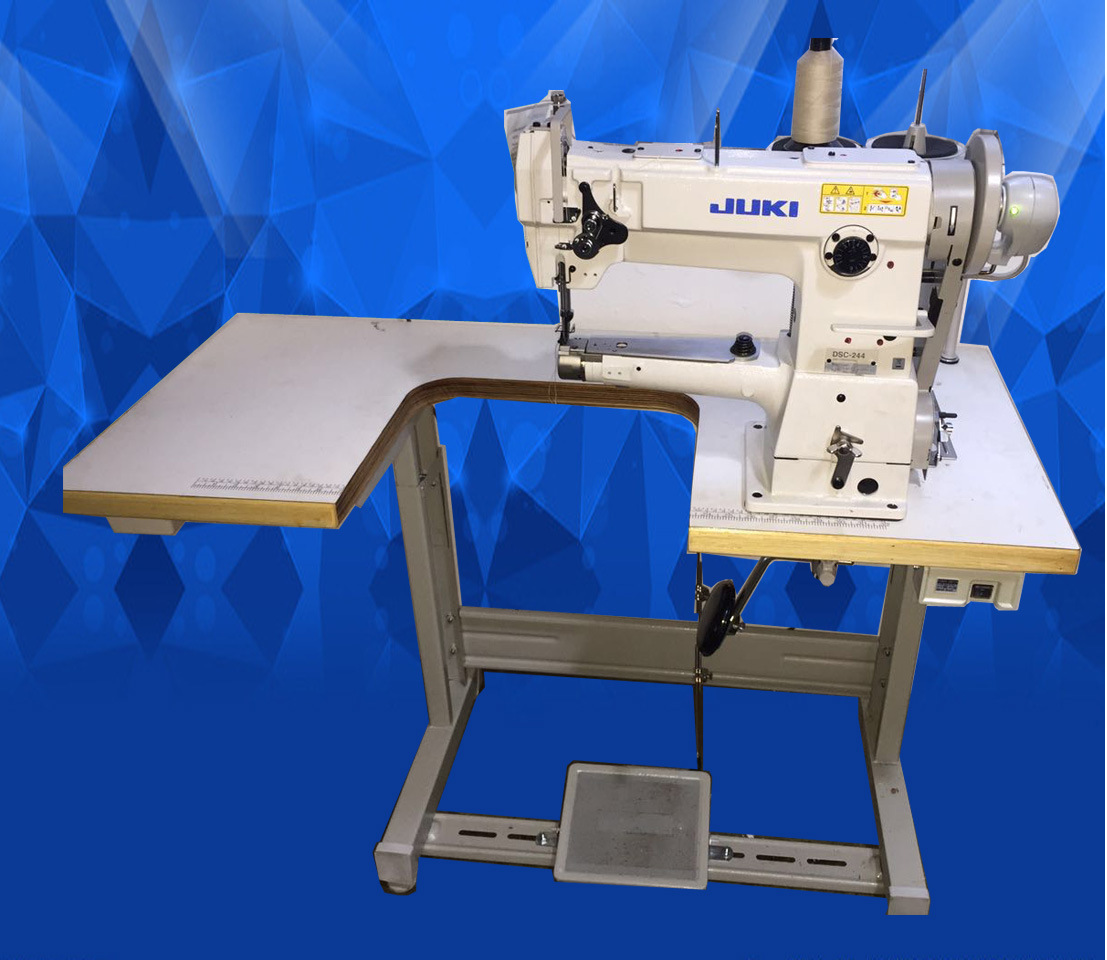 Juki Cylinder Bed Single Needle Industrial Sewing Machine (DSC244/246)