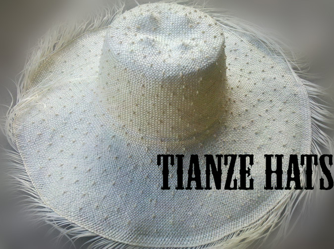 Knot Sisal Capeline Hat Body