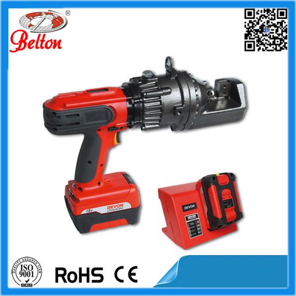 Cordless Battery Powered Rebar Cutting Tool 20mm Rebar Cutter (RC-20b)