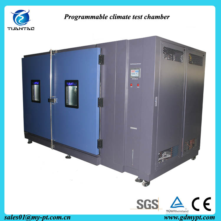 Fast Heating and Cooling Climate Instrument