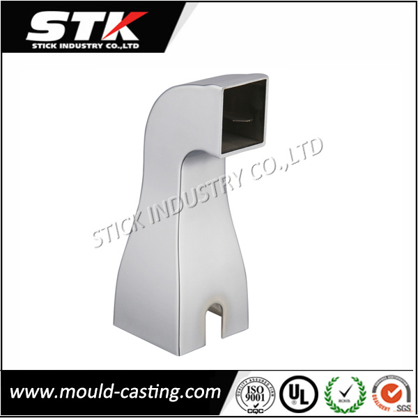 Modern Design Zinc Casting Bathroom Faucet Parts