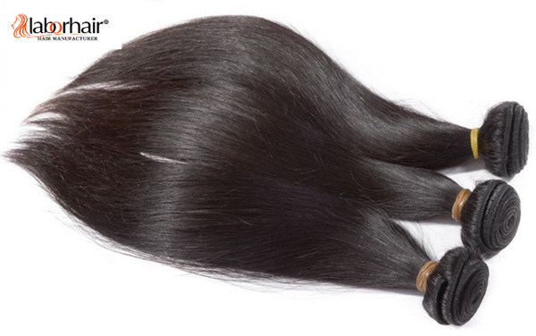 7A Natural Hair Weave 100% Brazilian Virgin Remy Human Hair Extension 2016 New Arrival Lbh 002