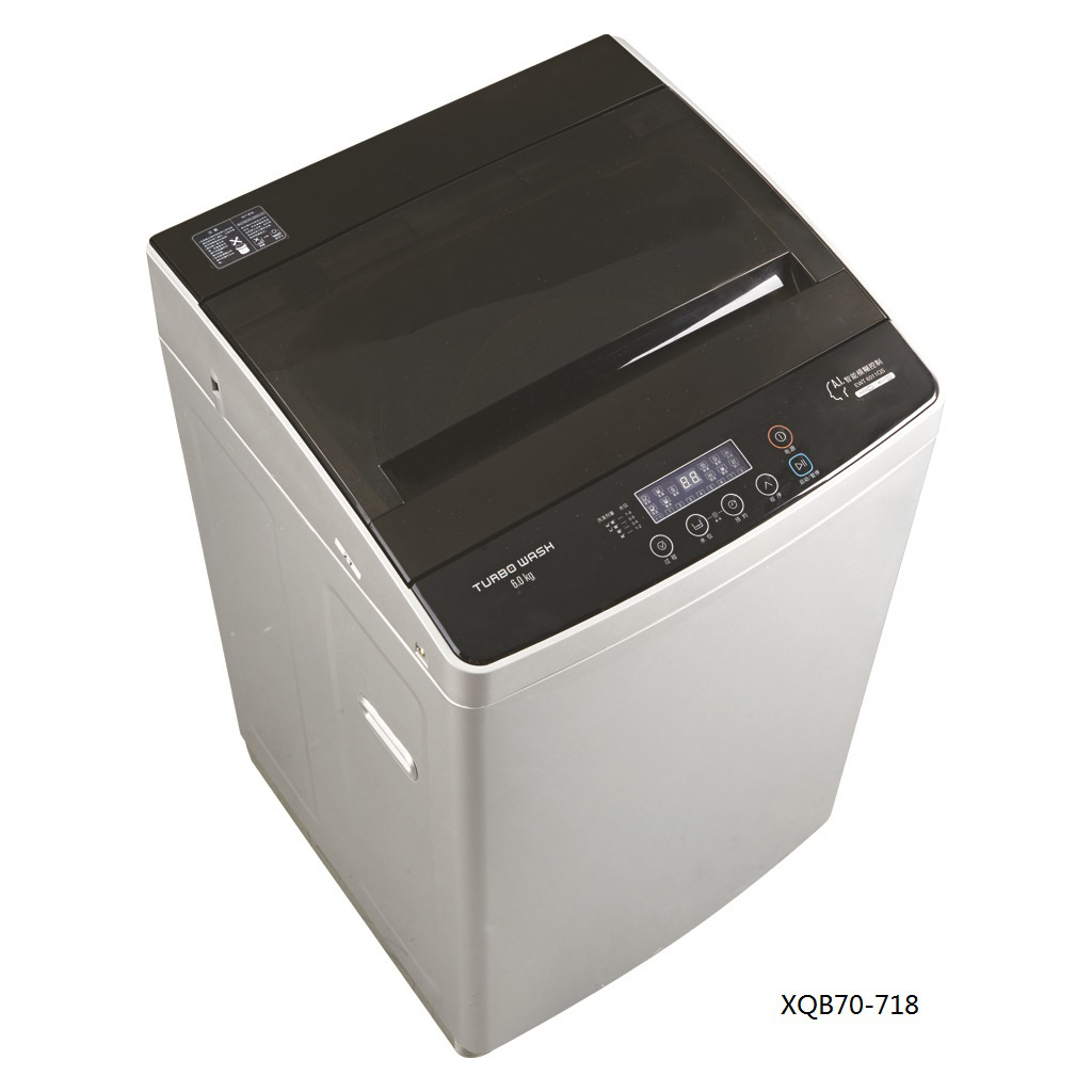 7.0kg Fully Atuo Washing Machine (PCM body/glass lid) XQB70-718