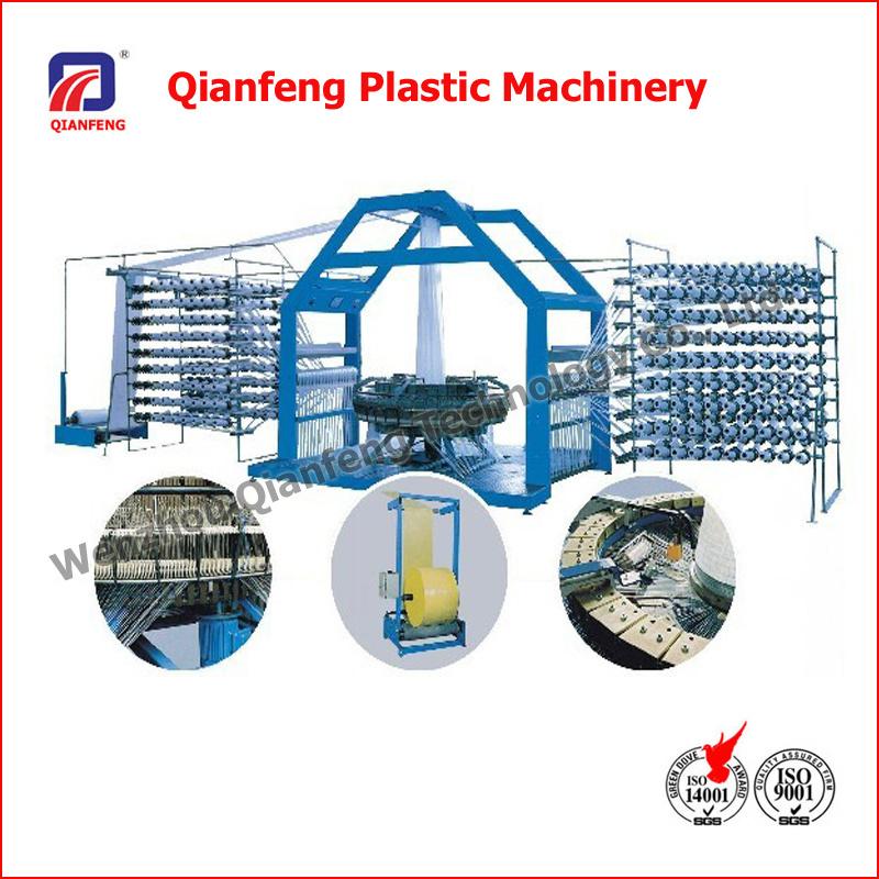 High Speed PP Woven Bag Making Machine/ Circular Loom Manufacturer