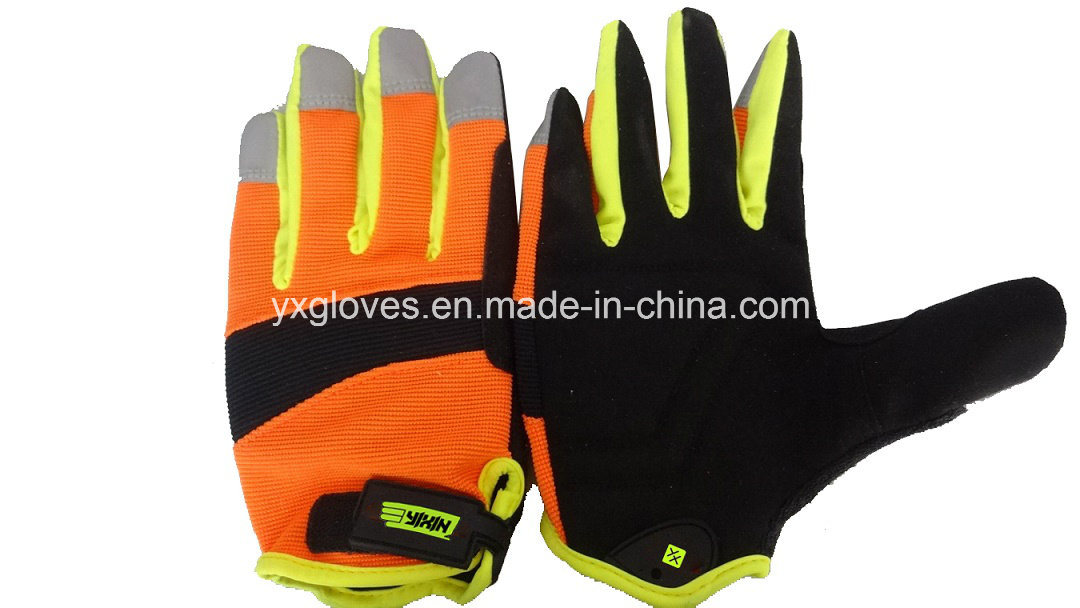 Mechanic Glove-Work Glove-Industrial Glove-Utility Glove-Performance Glove-Safety Glove
