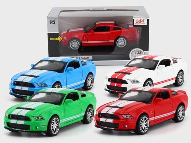 Toy Car Kids Toy Gift Metal Toy Die Cast Car (H2868107)