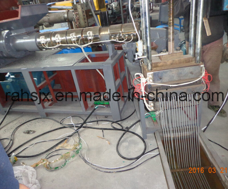 PE/PP Granule Recycle Machine (SJ140/110)