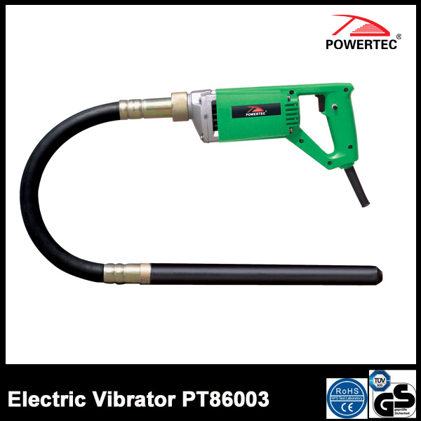 Powertec 600W 35mm Electric Concrete Vibrator (PT86003)