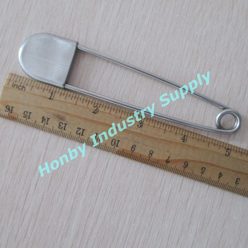 Metal Silver Color Strong Laundry Pin for Fixing Garment