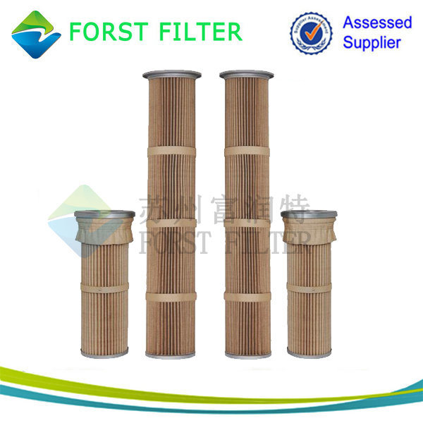 Forst High Temperature Pleated Filter Cartridge