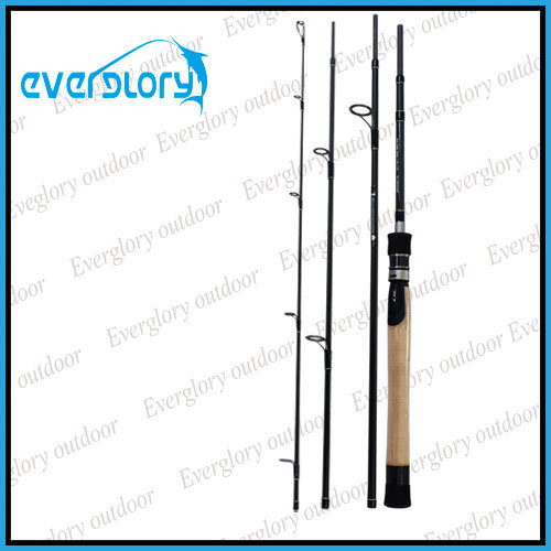 Jaxon 4PCS Travel Fishing Rod Fishing Tackle