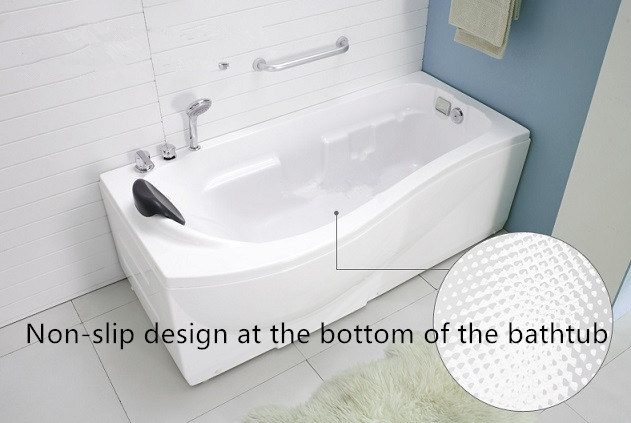 Massage Bathtub Made of High Quality Acrylic
