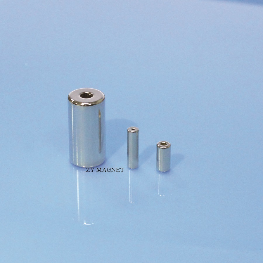 Sintered NdFeB Magnet for Aeromodelling Motor with Ni+Sn Coating