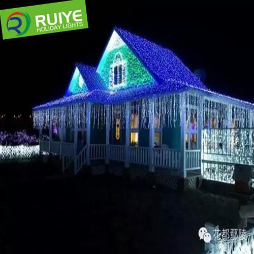 Curtain LED Lights Home Garden Decoration