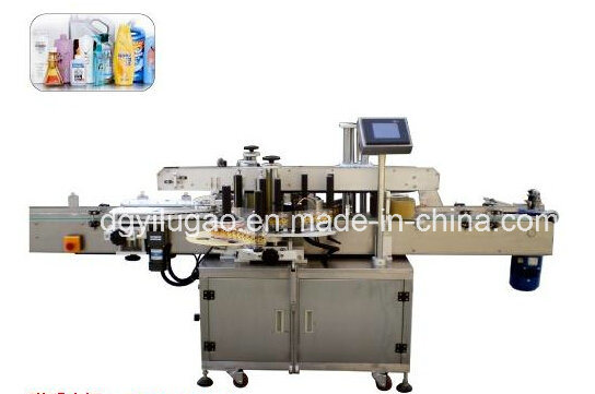 Fully Automatic Bottle Labeling Machine for Shampoo