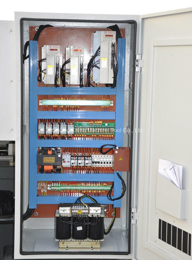 High Quality Precision Slant Bed CNC Lathe Machine Kdck-25