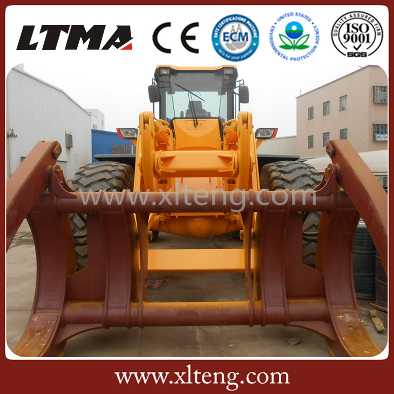 12t Log Loader Truck Machine in Low Price