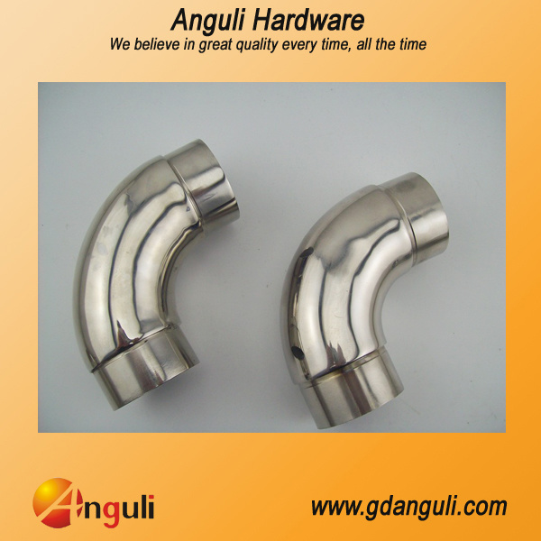 High Quality Stainless Steel Handrail Fittings (AGL-5)