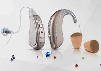 Ce & FDA High Quanlity Digital Programmable / Rechargeable Hearing Aid