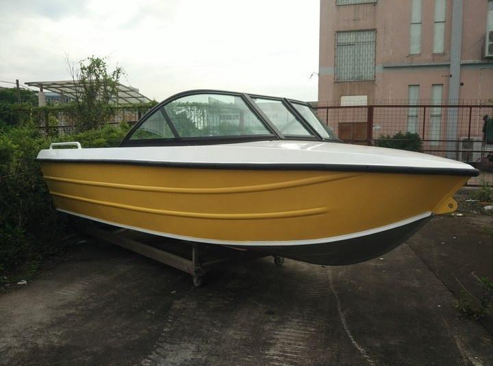 Beautiful Aluminium Boat OF1-19