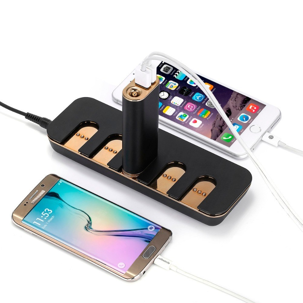 Restaurant Portable Power Bank 10 Port 5 in 1 Power Bank