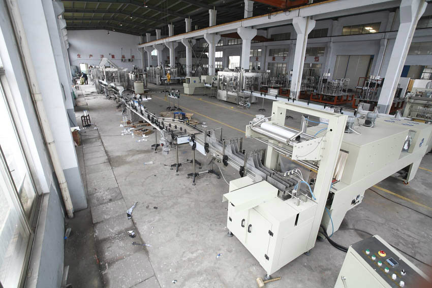 Ycd Thermal PE Film Wrapping Machine