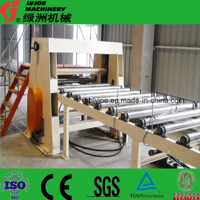 Most Popular Gypsum Plaster Board/Sheets Production Line/Making Machine