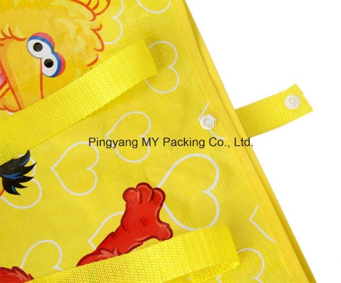 OEM Manufacturer Waterproof PP Woven Shopping Bag for Advertising