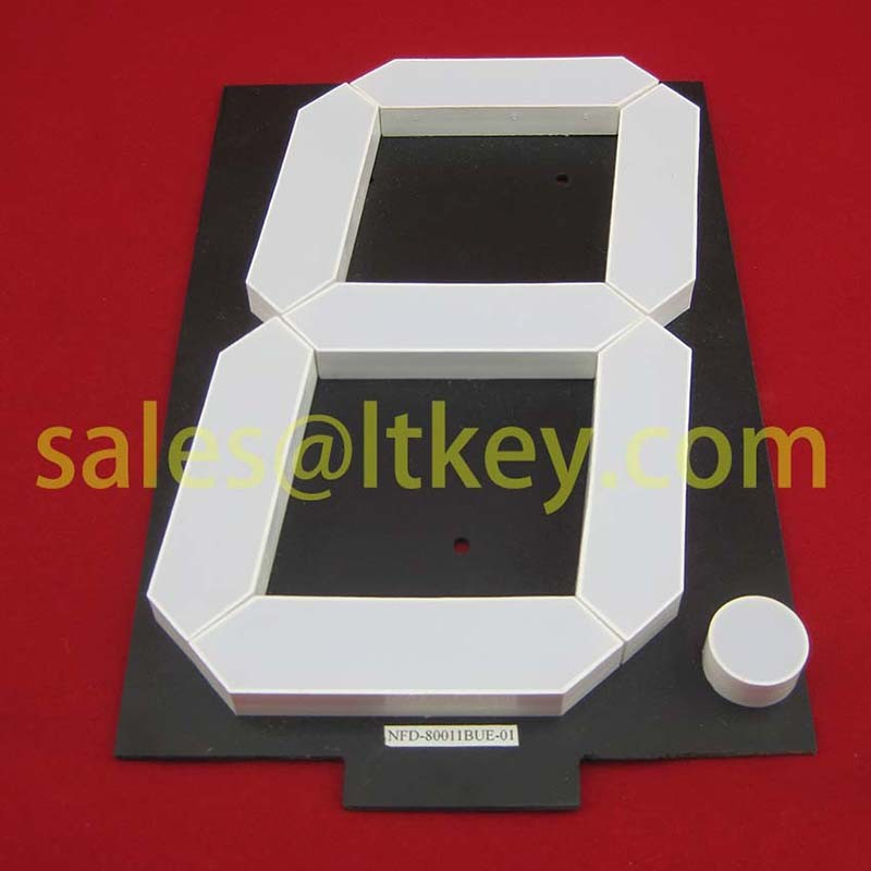 20 Inch Assembly 7 Segment LED Display