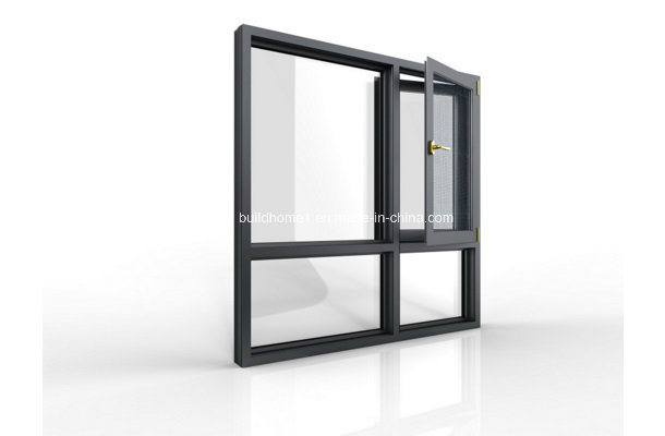 Bespoke High Class Double Glass Hidden Roller Sliding Aluminium Windows and Doors