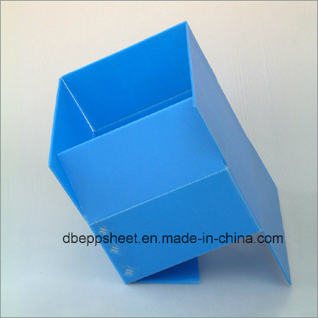 PP Turnover Plastic Box