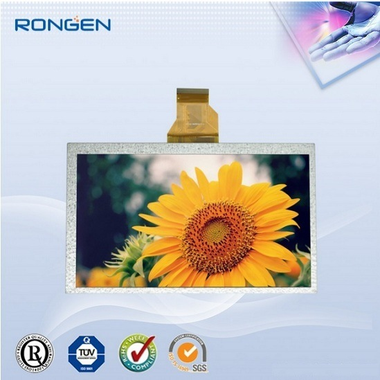"Rg-T800miwn-01 8"" TFT LCD Panel Digital Media Player Module"