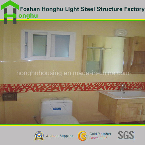 Durable Light Steel Prefabricated House Container House for Living