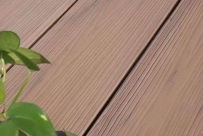 High Quality Co-Extrusion Wood Plastic Composite WPC Decking
