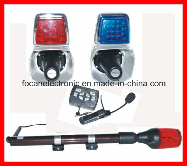 Police LED Warning Light, Strobe Light, Revolving Light (FC-16882)