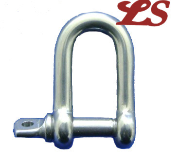 Stainless Steel 304/316 Oversized U. S Type Large Screw Shackle