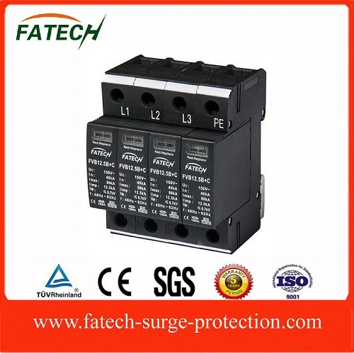 Surge Protection Device, Iimp 12.5kA, Imax 80kA