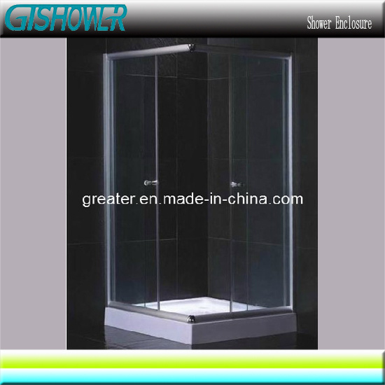 Cheap Glass Bathroom Shower Enclosure (KF102B)