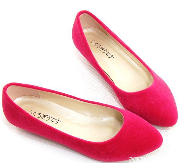 Women Flat Shoes 2011