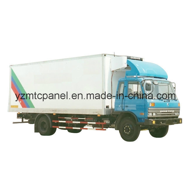 Bright Appearance FRP CBU Freezer Truck Body