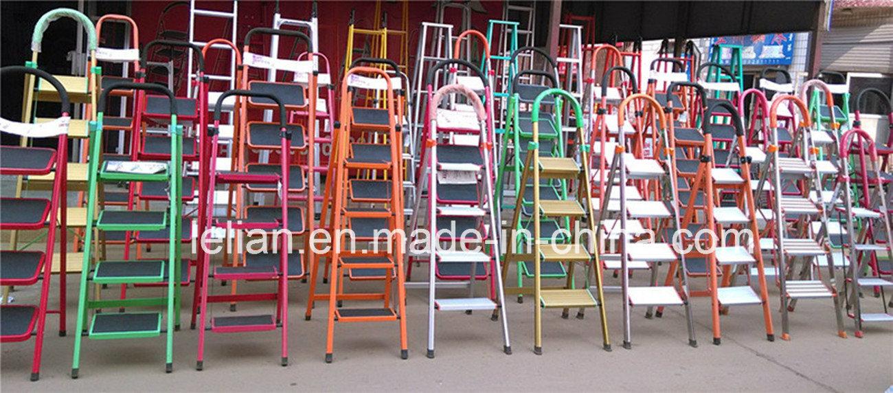 Hot Sale Strong 3 Meter Super Aluminum Ladder with En131 Approved Ladder